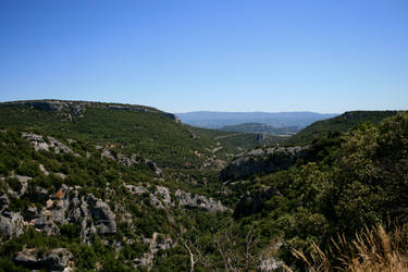 provence view 04. by greenleaf-stock