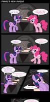 Pinkie's New Swear