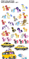 HAVE SOME PONIES 6 by FlufflePuff622