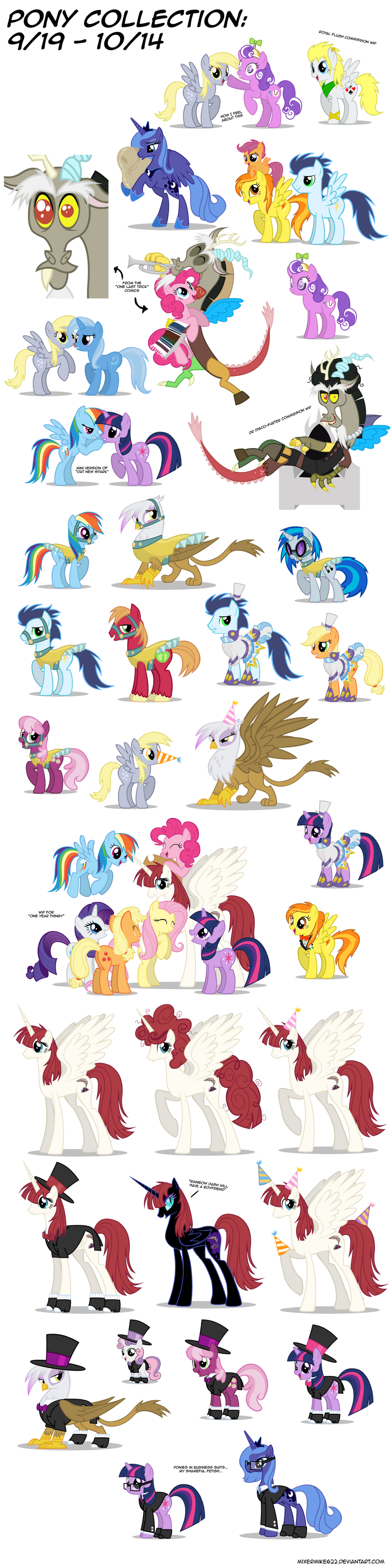 HAVE SOME PONIES 11 by Mixermike622