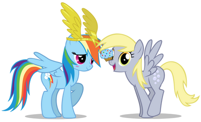 I Maked You A Muffins by FlufflePuff622