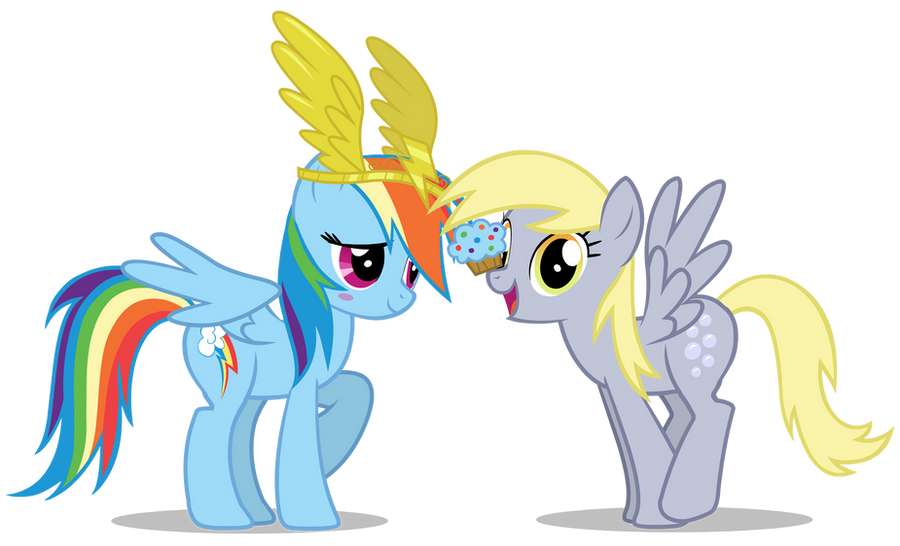 I Maked You A Muffins by Mixermike622