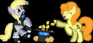 Dancin For Bits by FlufflePuff622