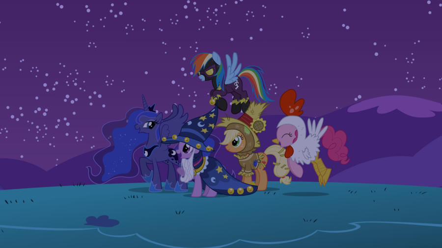 FS Nightmare Night by Mixermike622