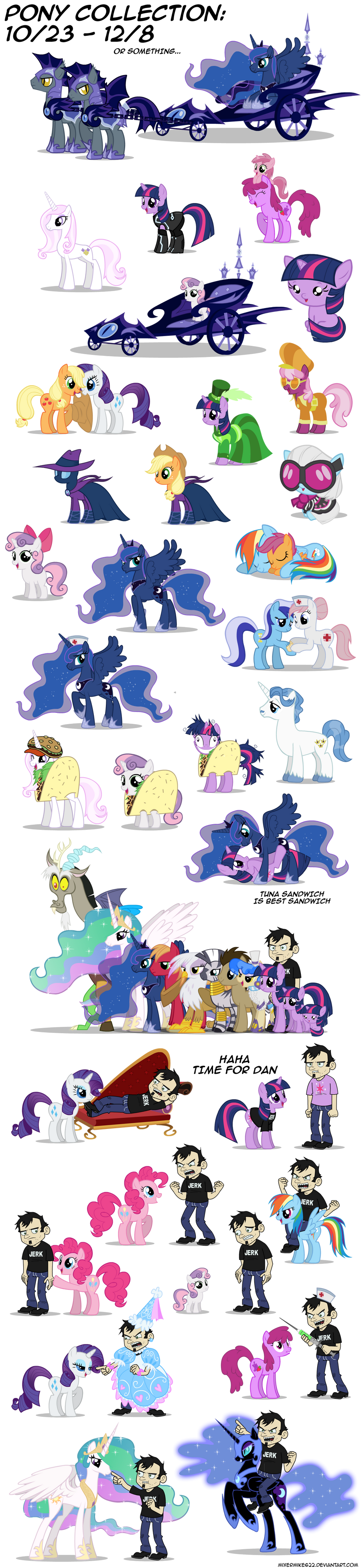 HAVE SOME PONIES 13 by Mixermike622