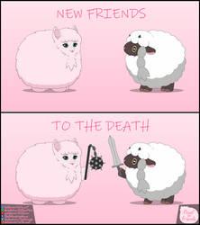 Floof 'n' Friends: Wooloo