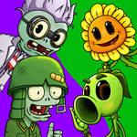 Plants Vs Zombies (GW): The Server logo