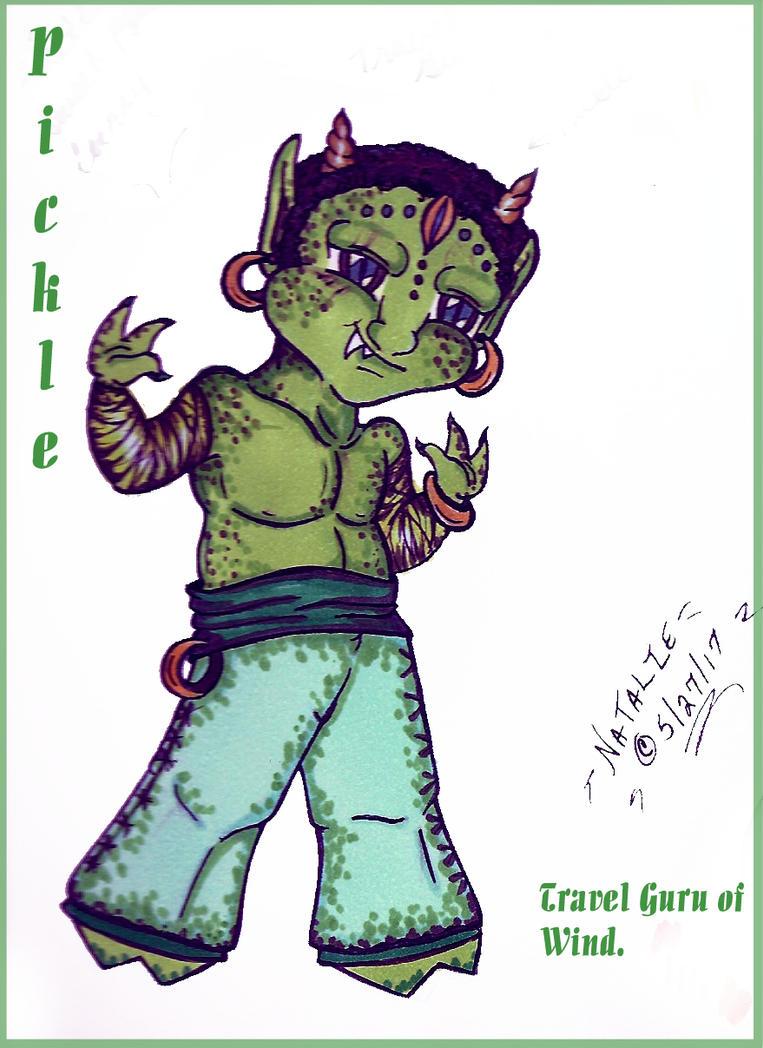 Pickle by dracodawnstar