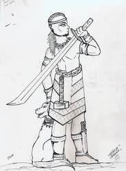Ogun Ink by dracodawnstar