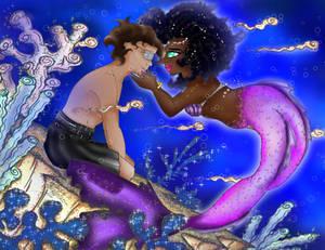 Bottom Of The Deep Blue Sea 2 Color