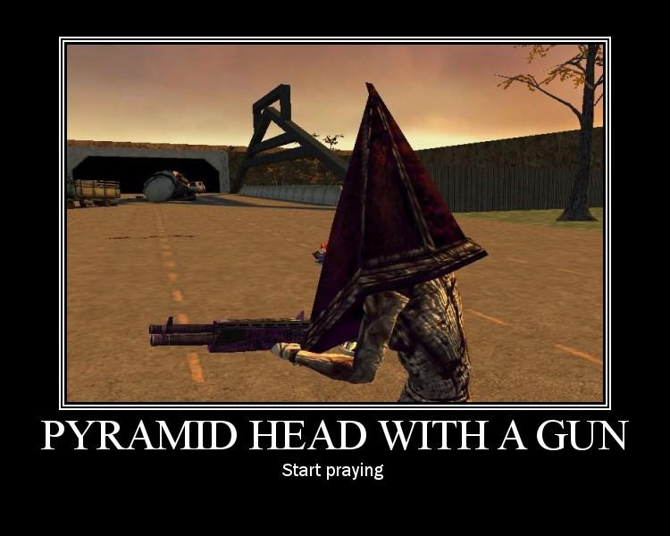 Strongest Character [Grupo A] Sora VS Pyramid Head Pyramid_Head_With_A_Gun_by_Yohan_Gas_Mask
