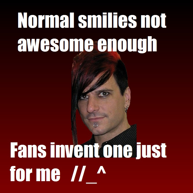 Klayton Meme: Smilies by Yohan-Gas-Mask