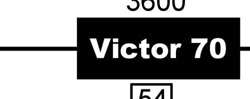 V 70 Teaser Logo by Victor70comic