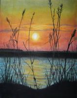 Sunset by TellerofTales