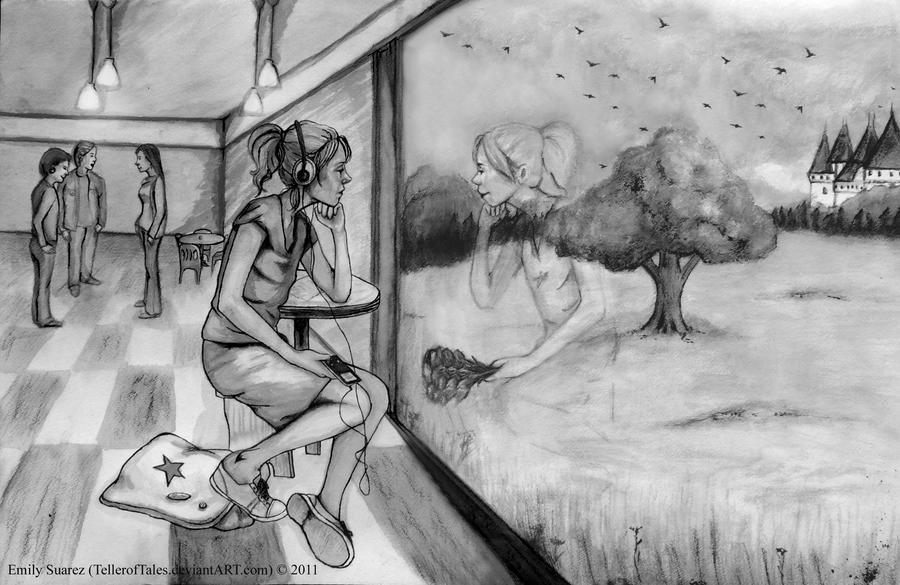 Daydream by TellerofTales