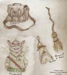 Spiderwick doodles