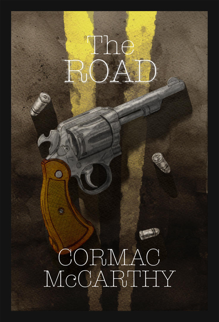 the road book cover by kevin is dead on deviantart. Black Bedroom Furniture Sets. Home Design Ideas