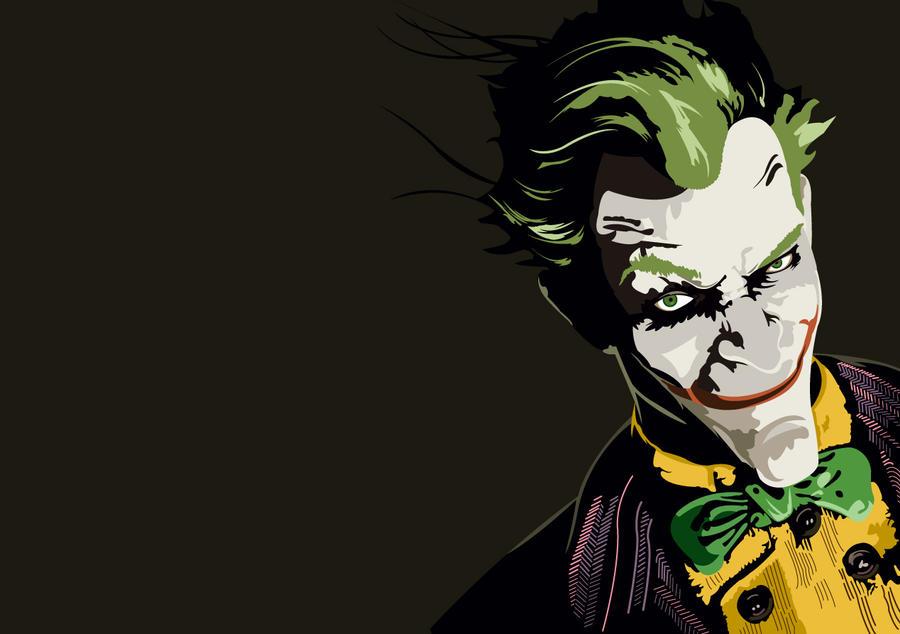 Batman Arkham Asylum: Joker by Mik4g on DeviantArt