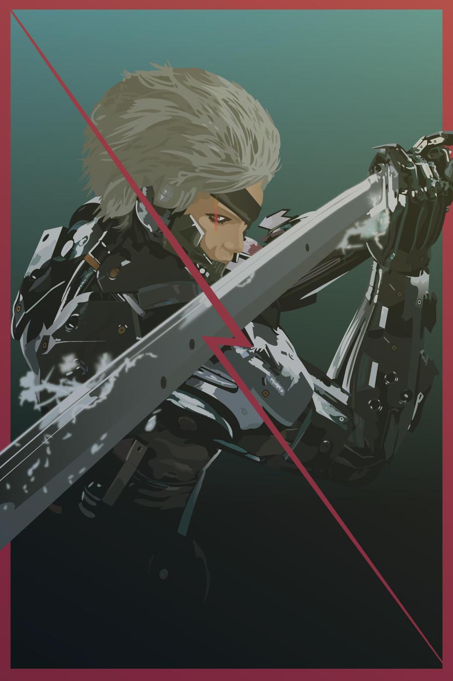 Metal Gear Revengeance by Mik4g