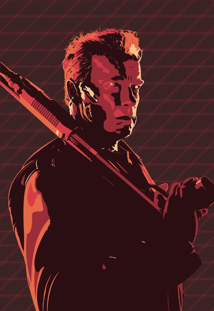 Terminator Genisys by Mik4g