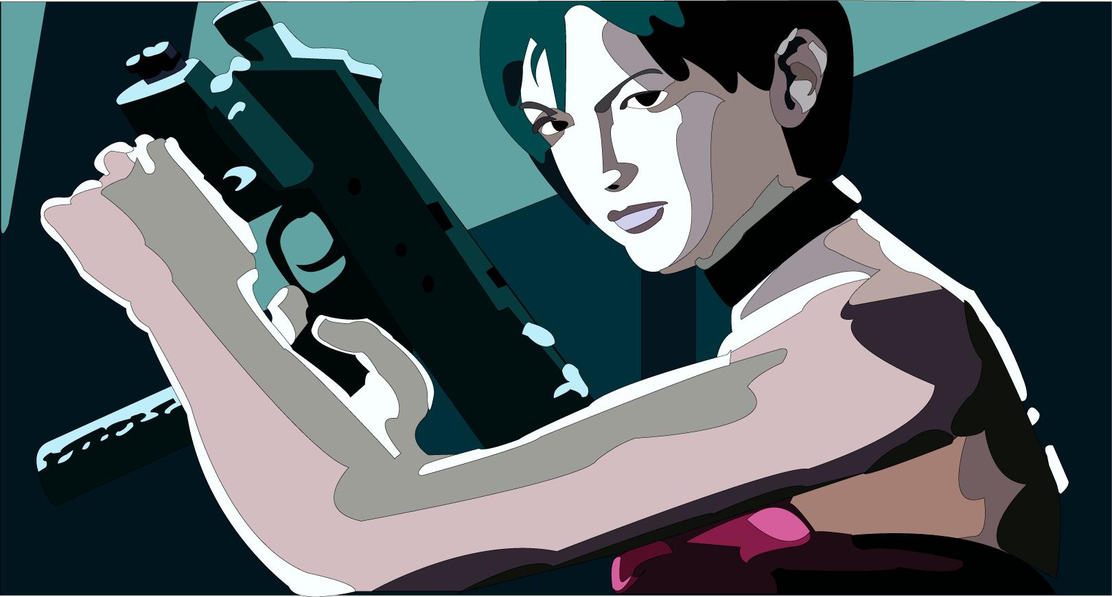 Resident Evil 4 by Mik4g