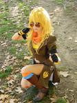 RWBY Yang - cosplay