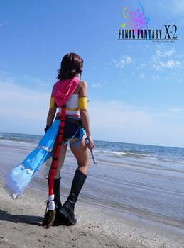 Final Fantasy X-2 Yuna Gunner Cosplay