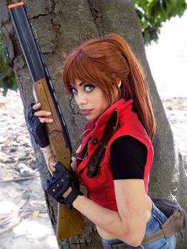 RE2: Claire Redfield cosplay