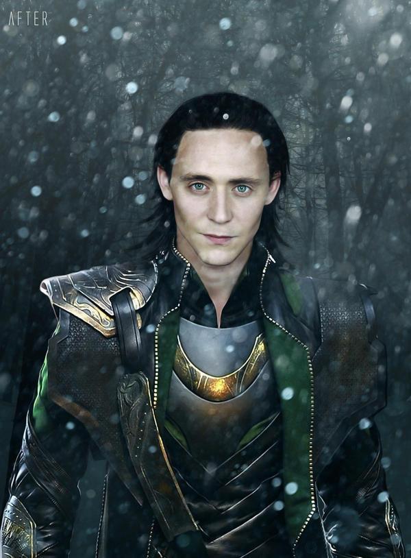 Loki by Soul-Invictus