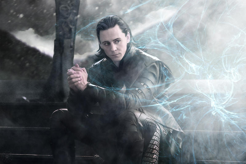 Loki: Something wicked this way comes... by Soul-Invictus