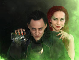 Loki: Double mischief by Soul-Invictus