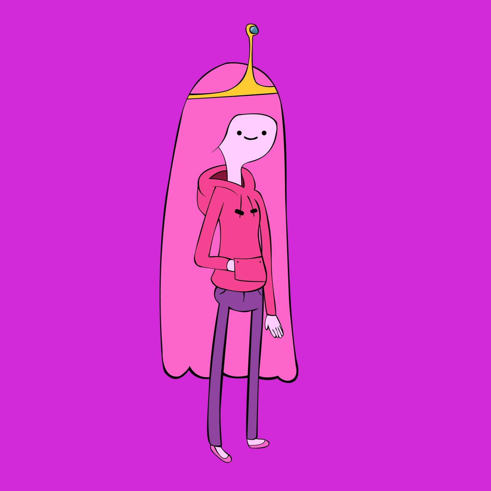 Adventure Time Princess Bubblegum by Fallen6784 on DeviantArt