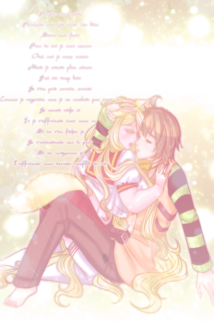 Dans Ma Love Story by kerenitychan