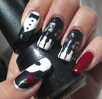 Phantom Of The Opera Nails