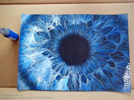 The eye - MADsismo