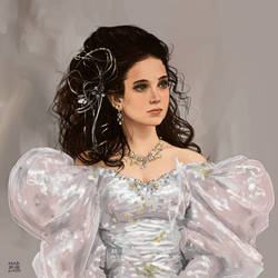 Jennifer Conelly in Labyrinth by MADsismo