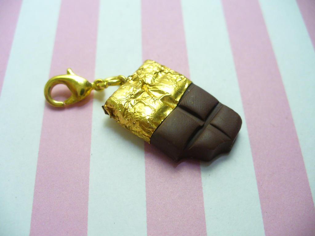 Chocolate Bar by DeadlyDagon