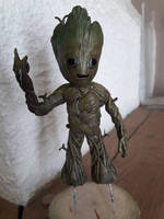 baby groot by Mymy8