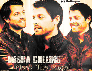 Misha_Collins by magicrubbish