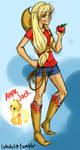 MLP: Human Apple Jack