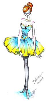 Fashion: Ballerina