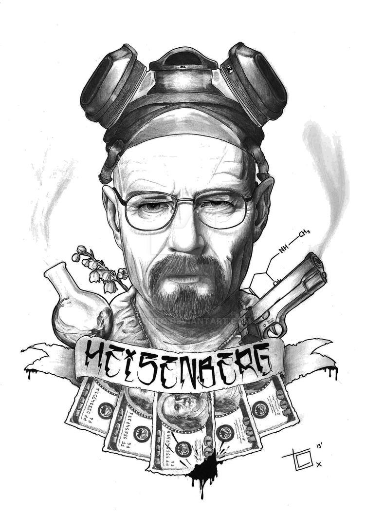 Heisenberg. by topunto