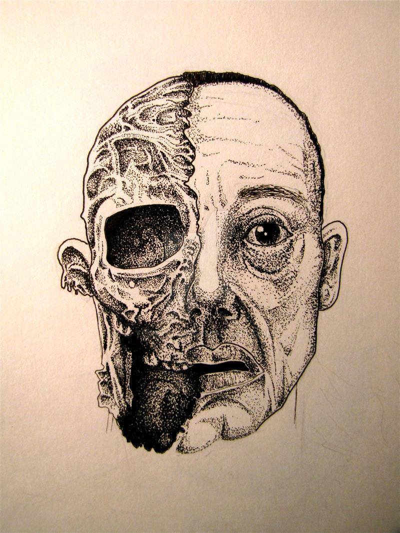 Gus Fring Drawing