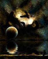 Lovers Night by Feebaum