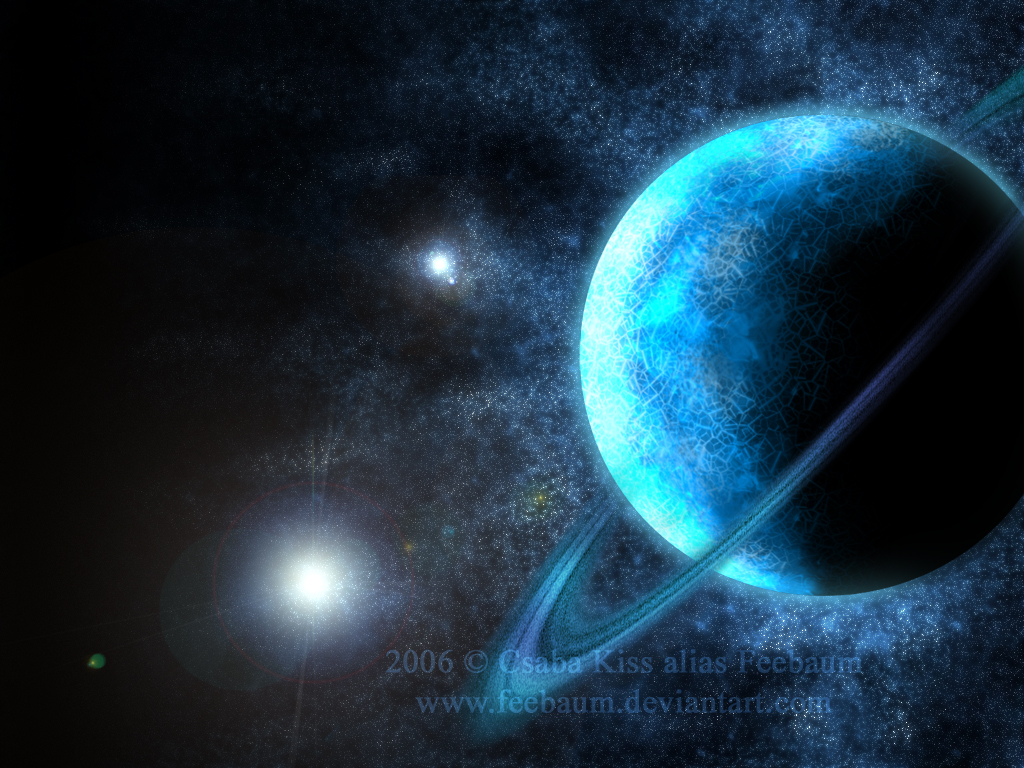 Ice-planet WP