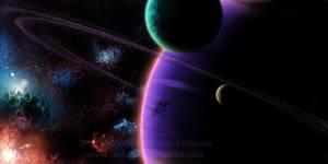 Double Moon by Feebaum