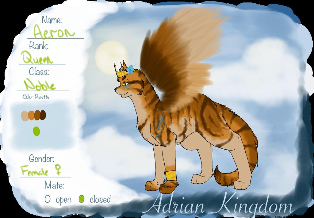 [Aeron - Adrian Kingdom] By VirtuaIChaos On DeviantArt