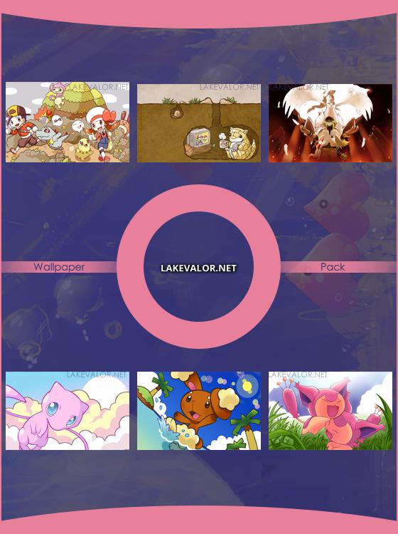 LV Wallpaper Pack #2 by LVSatix