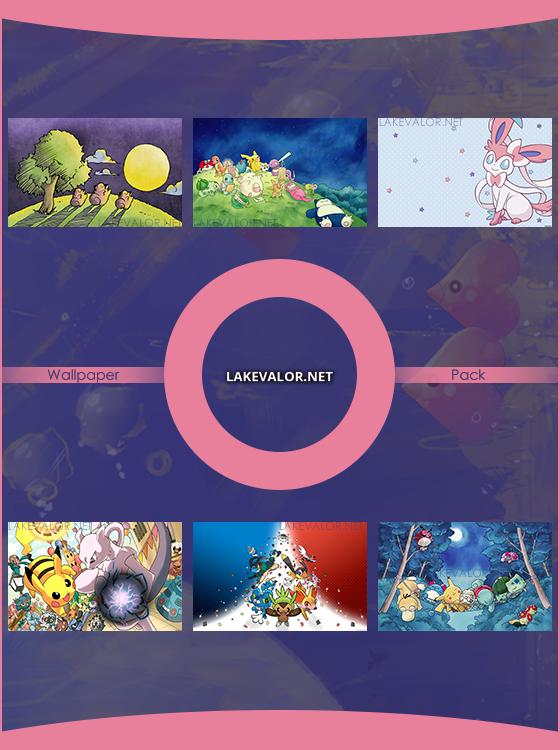 LV Wallpaper Pack #3 by LVSatix