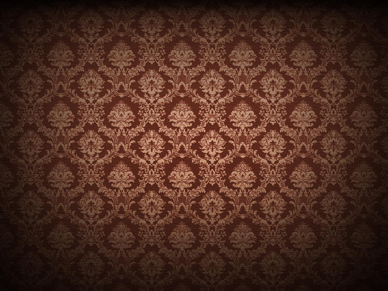 background damask